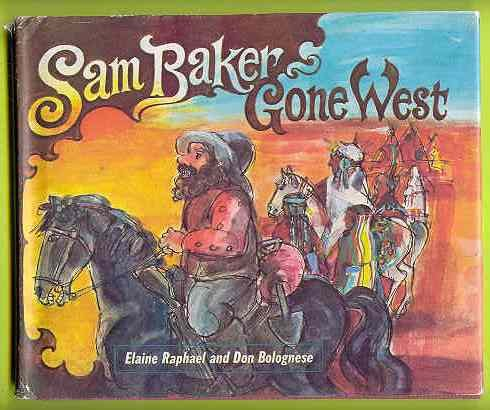 9780670616510: Sam Baker, Gone West