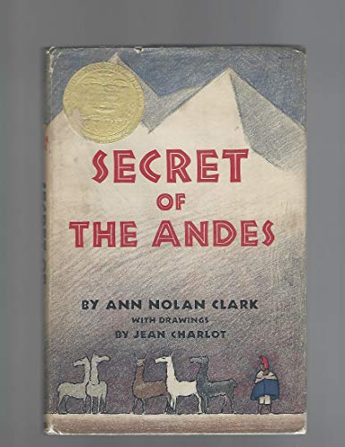 9780670629763: Secret of the Andes