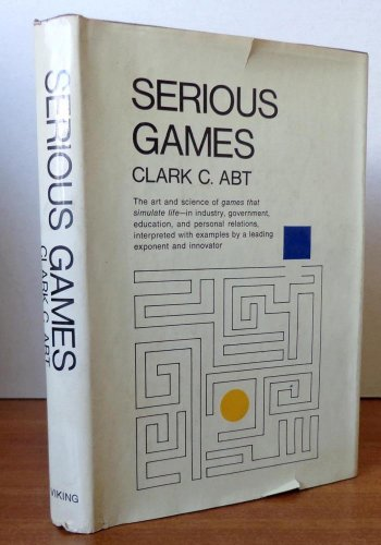 9780670634903: Title: Serious Games