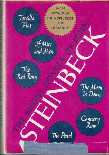 9780670641383: Steinbeck, The Short Novels of John