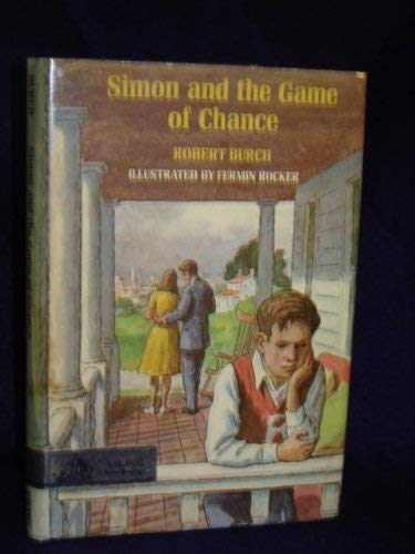 Simon and the Game of Chess (0670645516) by Robert Burch