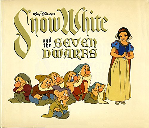 Walt Disney's Snow White and the Seven Dwarfs (Studio Book)