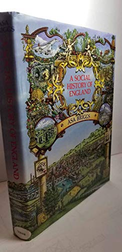 A Social History of England (9780670655496) by Asa Briggs