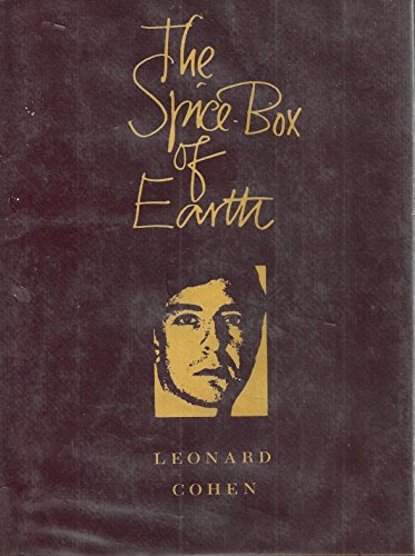 9780670662616: Spice-box of Earth [Hardcover] by Leonard Cohen