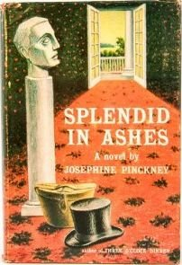 Splendid in Ashes: Pinckney, Josephine