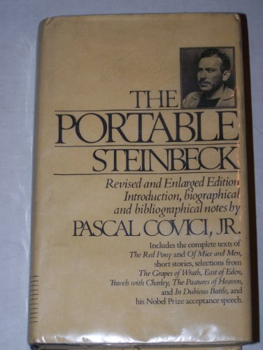 The Portable Steinbeck: John Steinbeck; Editor-Jr.