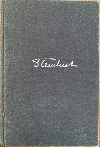 9780670669615: Steinbeck: A Life in Letters
