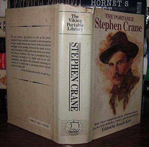 9780670670413: The Portable Stephen Crane