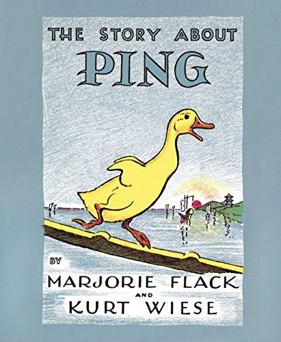 9780670672233: The Story about Ping (Viking Kestrel picture books)