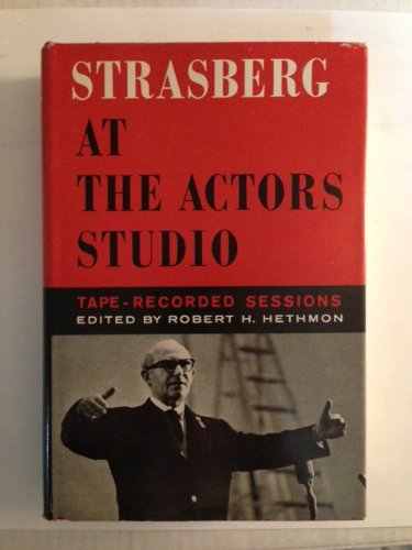 9780670677924: Strasberg at the Actors Studio: Tape-Recorded Sessions