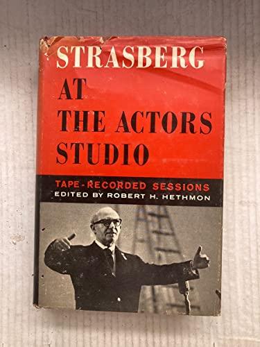 9780670677924: Strasberg at the Actors' Studio