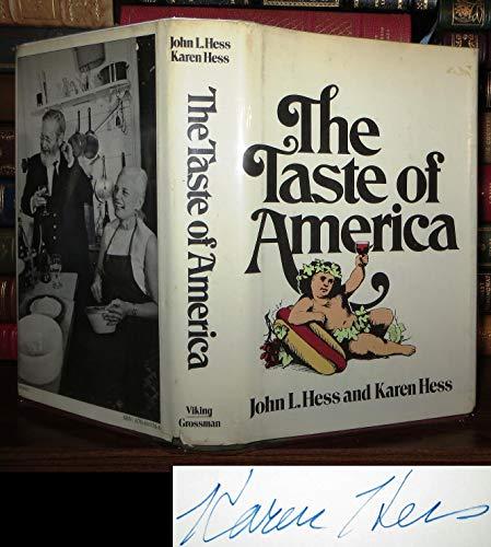 9780670693764: The Taste of America