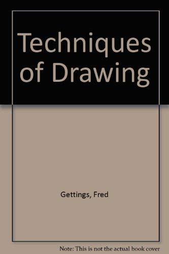 9780670695010: Techniques of Drawing