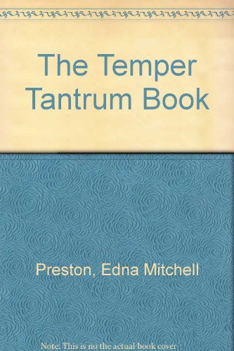 9780670695379: The Temper Tantrum Book