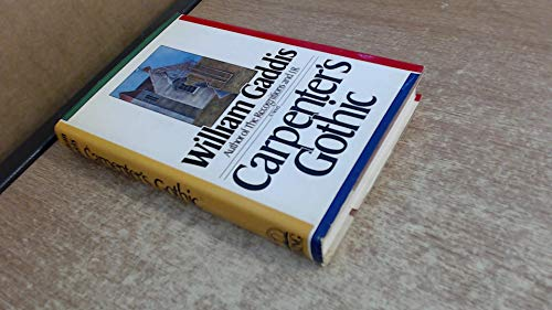 9780670697939: Carpenter's Gothic