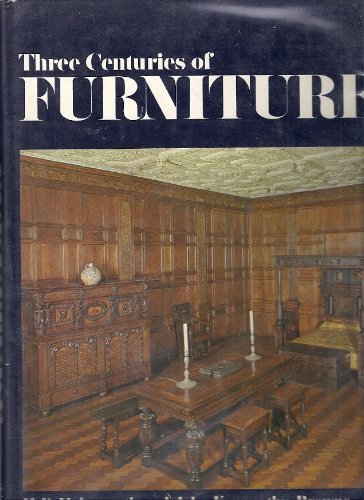 Three Centuries of Furniture in Color: Molesworth, H. D.;Kenworthy-Browne, J. A.