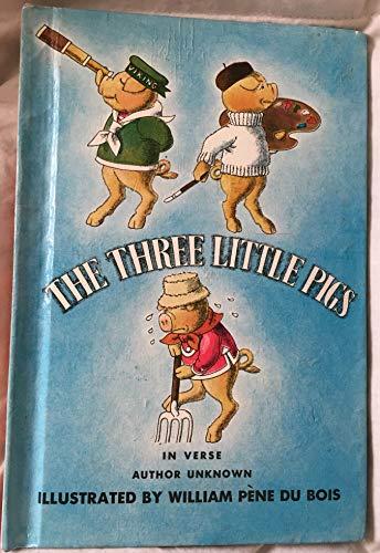 9780670708123: Three Little Pigs