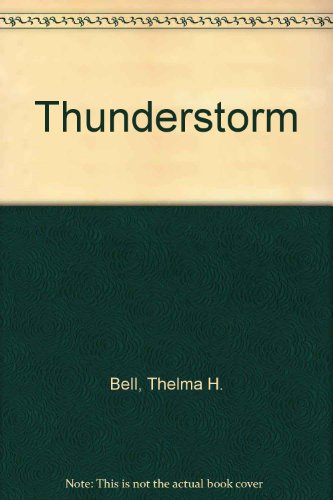 9780670711802: Thunderstorm