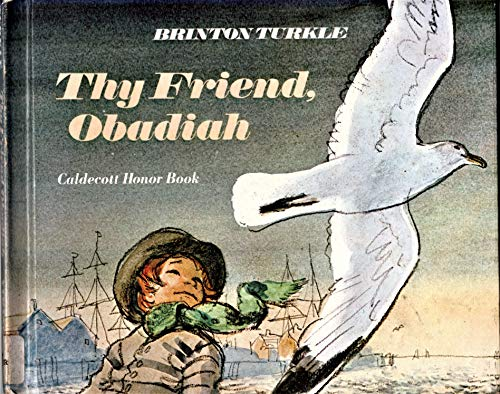 9780670712298: Thy Friend, Obadiah