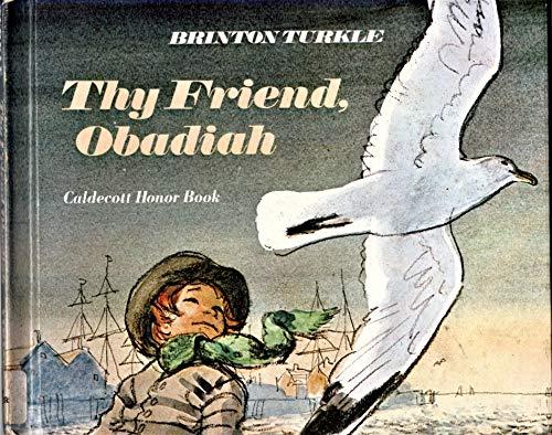 9780670712298: Turkle Brinton : Thy Friend, Obadiah