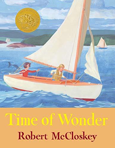 9780670715121: Mccloskey Robert : Time of Wonder (Viking Kestrel picture books)