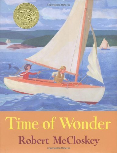 9780670715138: [TIME OF WONDER BY (AUTHOR)MCCLOSKEY, ROBERT]TIME OF WONDER[HARDCOVER]12-02-1957