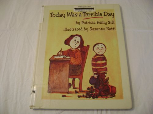 9780670718306: Today Was a Terrible Day (Viking Kestrel picture books)