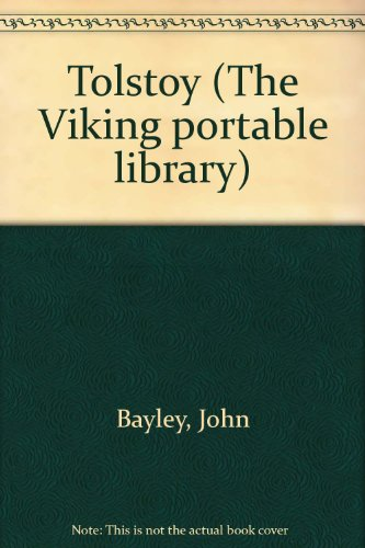 9780670718696: Tolstoy (The Viking portable library)