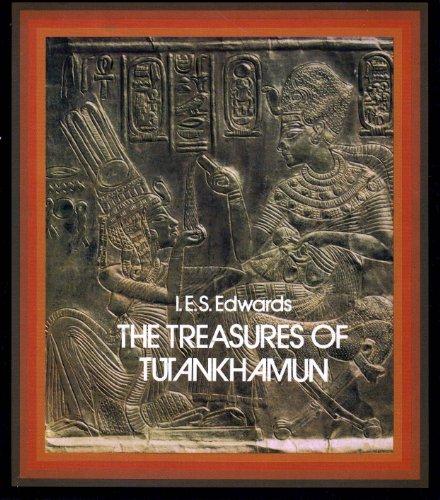 9780670727230: Treasures of Tutankhamun (A Studio book)