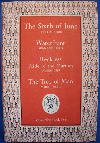 The Tree of Man (0670728756) by Patrick White