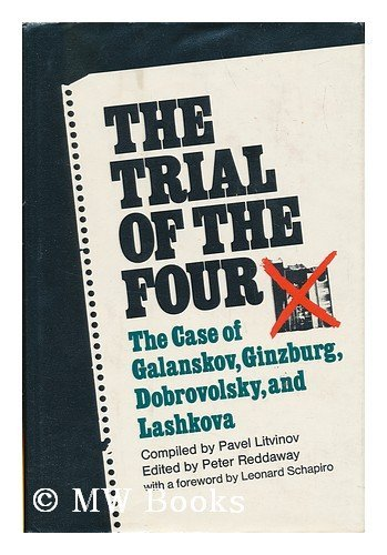 TRIAL OF THE FOUR, THE: Litvinov, Pavet (compiler)