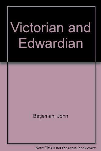 Victorian and Edwardian (0670745960) by Betjeman, John
