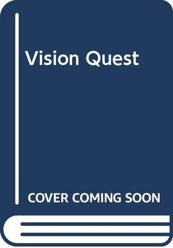 9780670747221: Vision Quest: A Wrestling Story