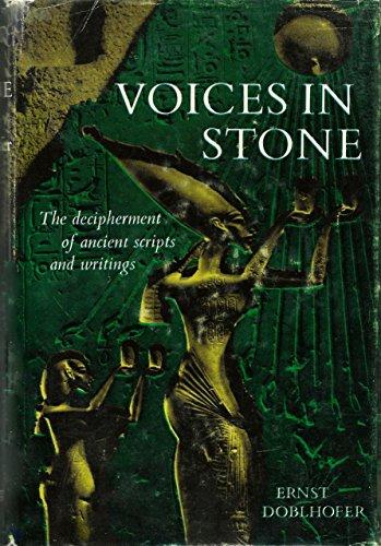 Voices in Stone: Ernst Doblhofer