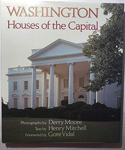 9780670750061: Washington: Houses of the Capital (A Studio book)