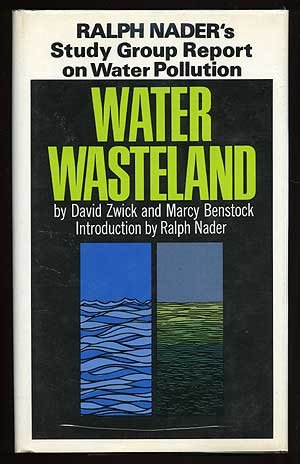 9780670751693: Water wasteland;: Ralph Nader's study group report on water pollution,