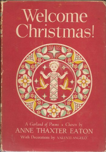 9780670757084: Welcome Christmas - A Garland of Poems