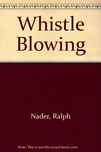 whistle blowing and the effects it has on society Introduction to the process of with the many different form of whistle blowing, our group has the last negative implication of whistle blowing to society.
