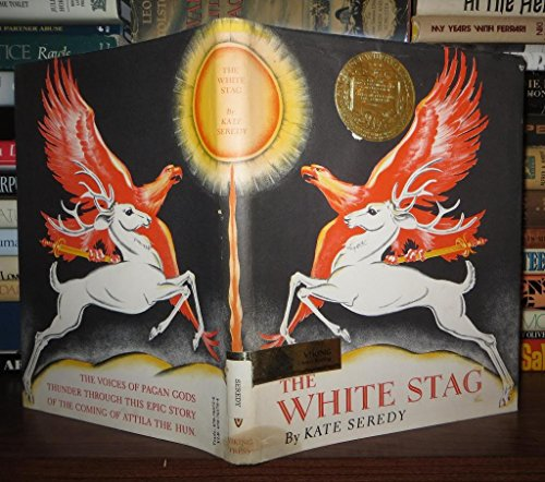 9780670763757: The White Stag