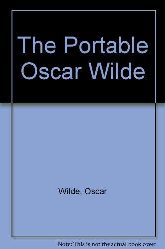 9780670767427: The Portable Oscar Wilde