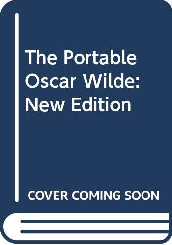9780670767434: The Portable Oscar Wilde: New Edition (The Viking portable library)