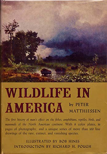 Wildlife in America: Matthiessen, Peter