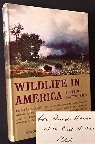 9780670768073: Wildlife in America