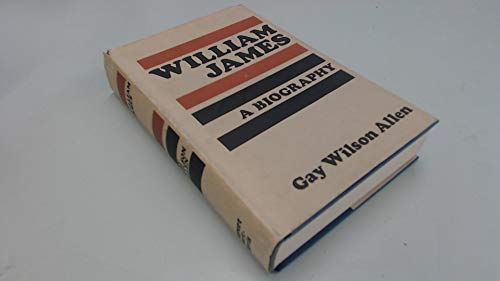 William James (0670770388) by Allen, Gay Wilson