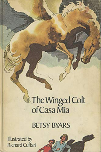 9780670773183: The Winged Colt of Casa Mia