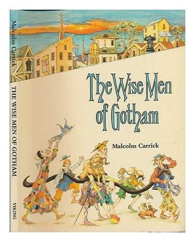 9780670775200: Wise Men of Gotham