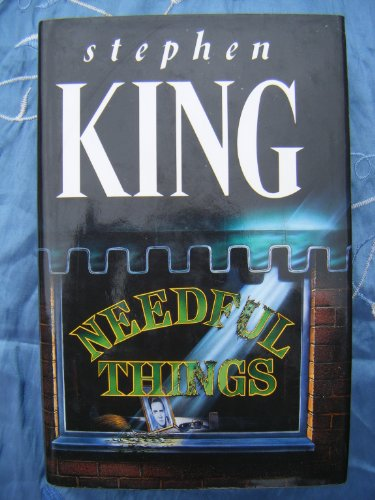 9780670779444: Needful Things: The Last Castle Rock Story/16N Copy Floor Display
