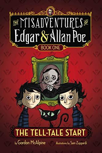 9780670784912: The Tell-Tale Start (Misadventures of Edgar & Allan Poe)