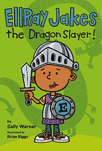 9780670784974: Ellray Jakes the Dragon Slayer!