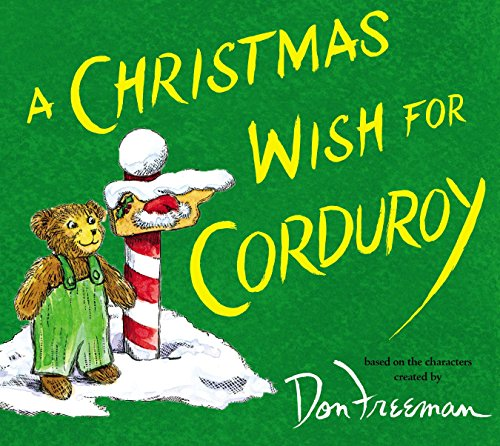 9780670785506: A Christmas Wish for Corduroy